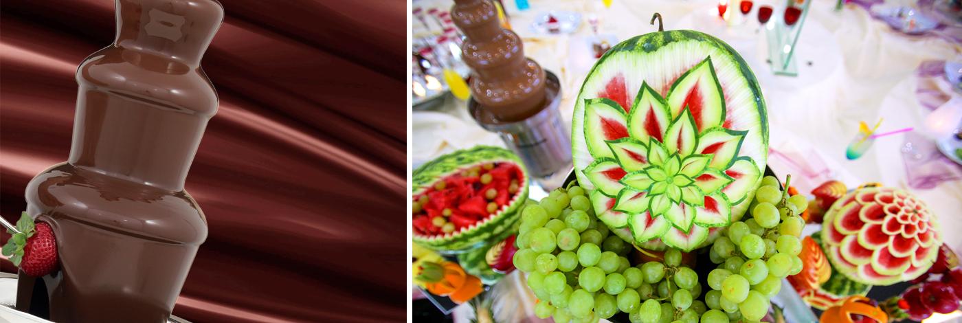 Bufet de fructe slider